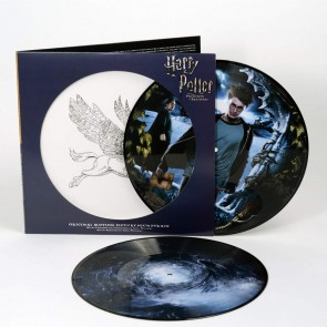 HARRY POTTER AND THE PRISONER OF AZKABAN (2LP PICTURED)