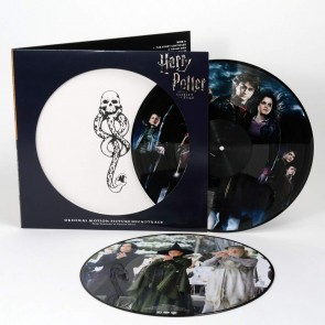 HARRY POTTER AND THE GOBLET OF FIRE (2LP PICTURED)