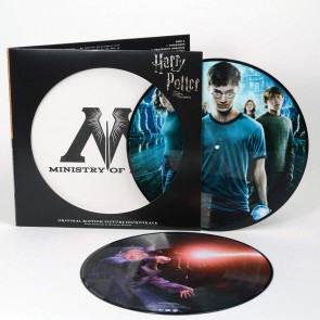 HARRY POTTER AND THE ORDER OF THE PHOENIX (2LP PICTURED)