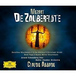 MOZART: DIE ZAUBERFLOTE, 2CD+BD