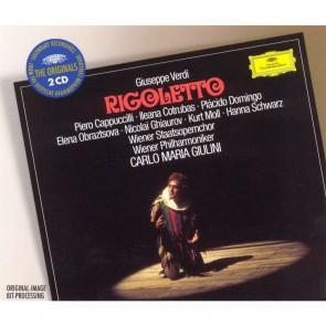 VERDI: RIGOLETTO 2CD+BD