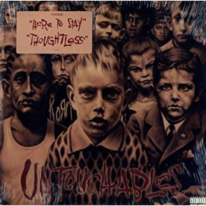 UNTOUCHABLES (2LP)