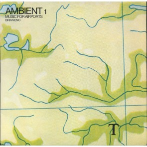 AMBIENT 1: MUSIC FOR AIRPORTS LP