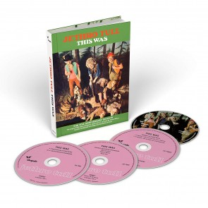 THIS WAS (3CD+1DVD)