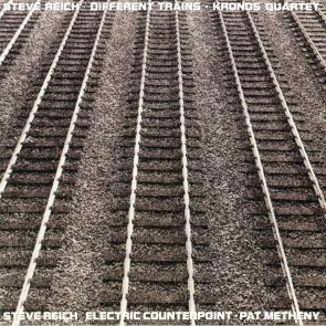 DIFFERENT TRAINS / ELECTRIC COUNTERPOINT (LP)