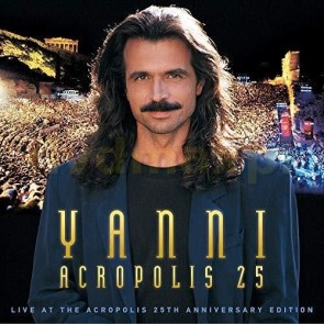 YANNI - LIVE AT THE ACROPOLIS - 25TH ANNIVERSARY REMASTERED DELUXE EDITION (3CD)