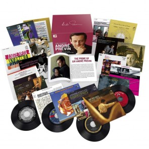 THE CLASSIC ANDRE PREVIN (55 CD)