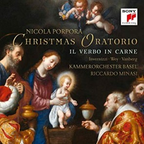 NICOLA PORPORA: IL VERBO IN CARNE (CD)