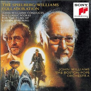 THE SPIELBERG/WILLIAMS COLLABORATION (CD)