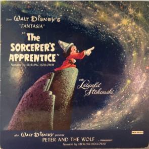 THE SORCERER'S APPRENTICE (FANTASIA) LP