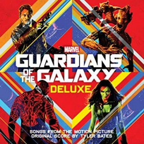 GUARDIANS OF THE GALAXY (DELUXE EDITION) 2LP