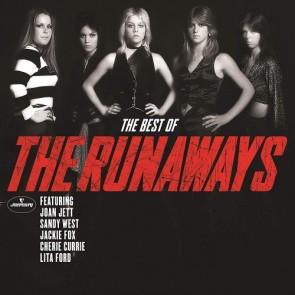 BEST OF THE RUNAWAYS LP