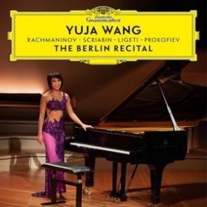 THE BERLIN RECITAL CD