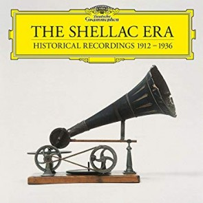THE SHELLAC ERA LP