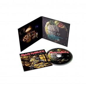 PIECE OF MIND (CD DIGI)
