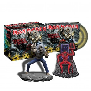 THE NUMBER OF THE BEAST (CD LIMITED WITH FIGURINE)