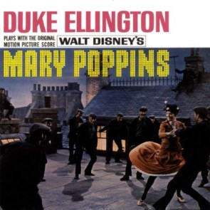 PLAYS WITH THE ORIGINAL MOTION PICTURE SCORE MARY POPPINS (LP)
