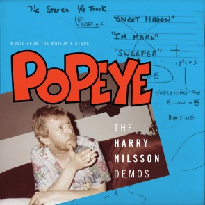 POPEYE: MUSIC FROM THE MOTION PICTURE LP(BLACK FRIDAY)