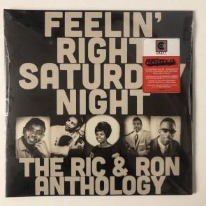 FEELIN' RIGHT SATURDAY NIGHT (BLACK FRIDAY)2LP