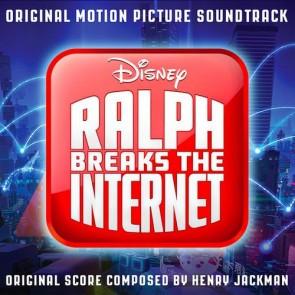 RALPH BREAKS THE INTERNET CD