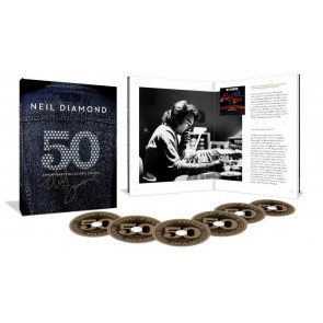 50 YEAR ANNIVERSARY 4CD+2BD