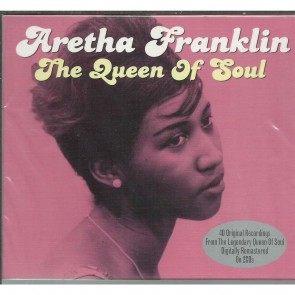 THE QUEEN OF SOUL 2CD