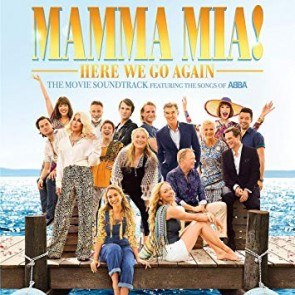 MAMMA MIA!HERE WE GO AGAIN 2CD