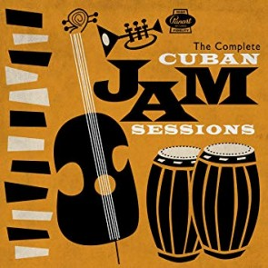 THE COMPLETE CUBAN JAM SESSIONS 5CD