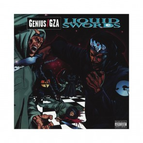LIQUID SWORDS 2LP