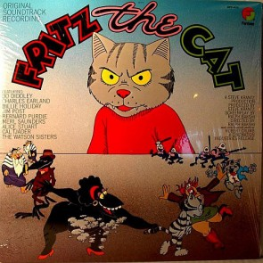 FRITZ THE CAT LP