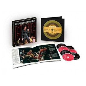 ELVIS: '68 COMEBACK SPECIAL: 50TH ANNIVERSARY EDITION (5CD+2BD)