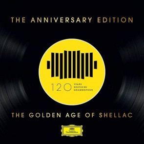 DG 120: THE GOLDEN AGE OF SHELLAC CD