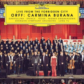 ORFF: CARMINA BURANA LIVE FROM THE FORBIDDEN CITY CD