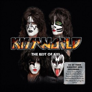 KISSWORLD: THE BEST OF KISS CD