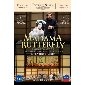 PUCCINI: MADAMA BUTTERFLY BD