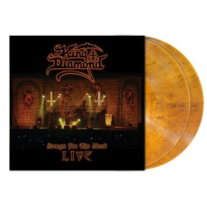 SONGS FOR THE DEAD - LIVE 2LP (AMBER MARBLED)