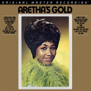ARETHA'S GOLD (LP)