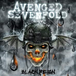 BLACK REIGN (LP EP)