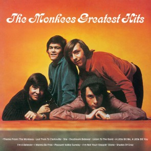 THE MONKEES GREATEST HITS (LP)
