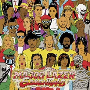MAJOR LAZER ESSENTIALS 2CD