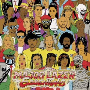MAJOR LAZER ESSENTIALS 3LP+2CD
