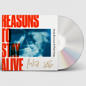 REASONS TO STAY ALIVE CD