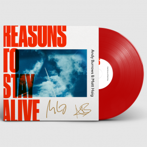 REASONS TO STAY ALIVE LP