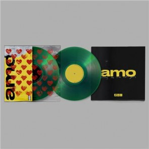 AMO (TRANSPARENT GREEN 2LP)