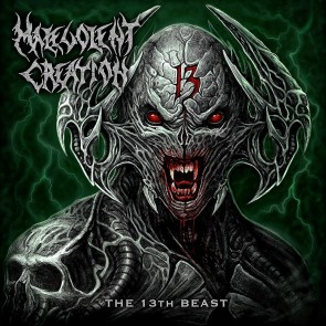 THE 13TH BEAST (CD)