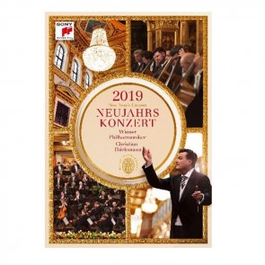 NEW YEAR'S CONCERT 2019 (DVD)