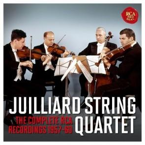 JUILLIARD STRING QUARTET - THE COMPLETE RCA RECORDINGS (11CD)