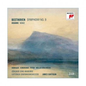 BEETHOVEN: SYMPHONY NO. 9 & BRAHMS: NANIE (2CD)
