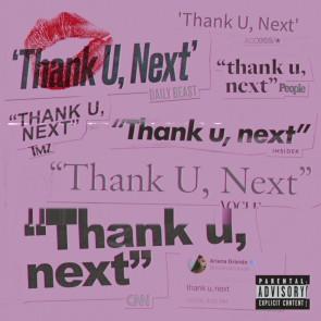 THANK U, NEXT CD