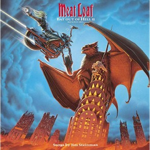 BAT OUT OF HELL II: BACK INTO HELL 2LP